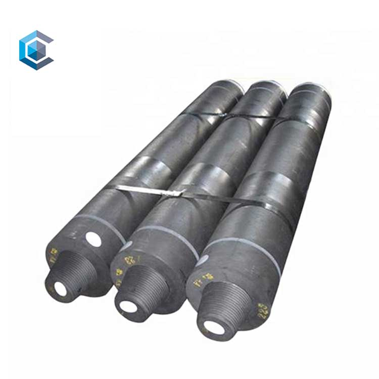 HP200mm UHP200mm Graphite Electrode with Nipples