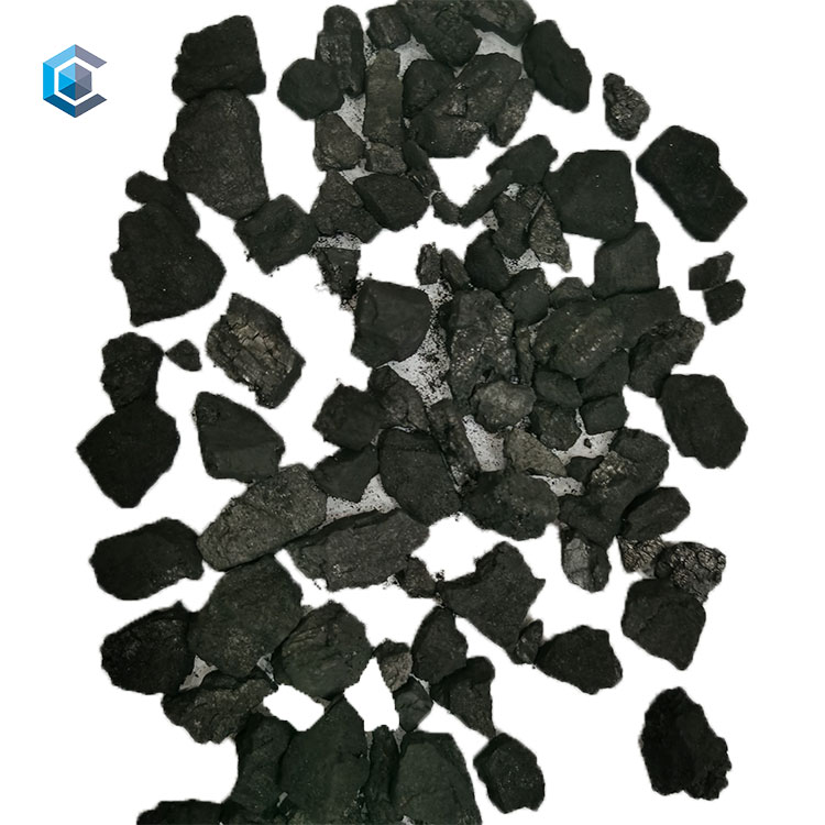 Semi Coke 6-18mm Semi-Coke for Ferroalloy Smelting